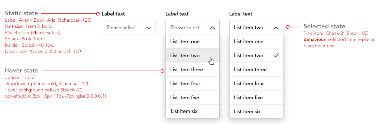 single entry text fields