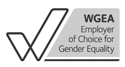 Logo: WGEA Employer of Choice for Gender Equality